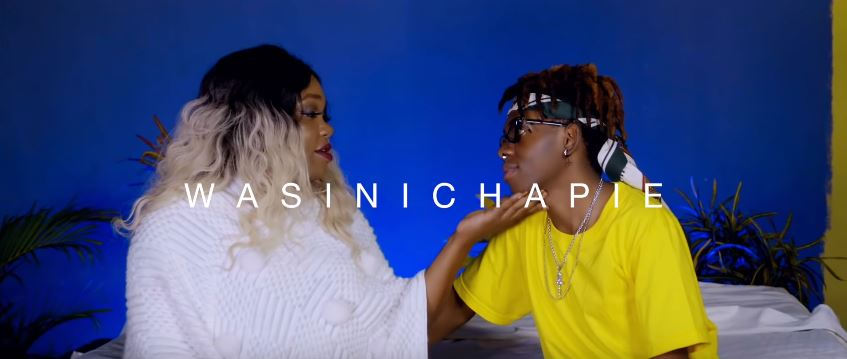 Photo of New VIDEO: Sister Fay ft Hollystar – Wasinichapie
