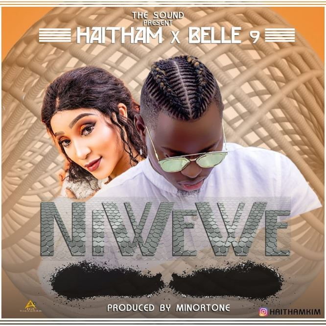 Photo of New AUDIO: Haitham ft Belle 9 – Ni wewe | Download