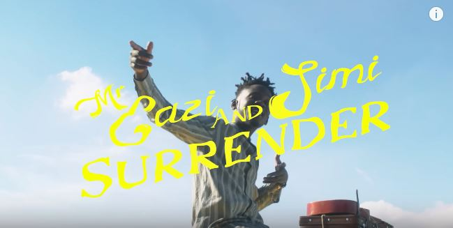 Photo of New VIDEO: Mr Eazi feat Simi – Surrender