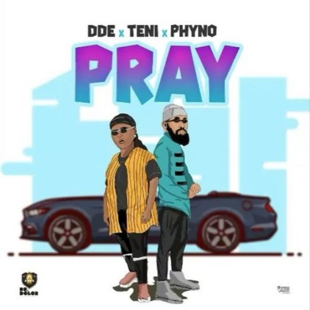 Photo of New AUDIO: Teni x Phyno – Pray