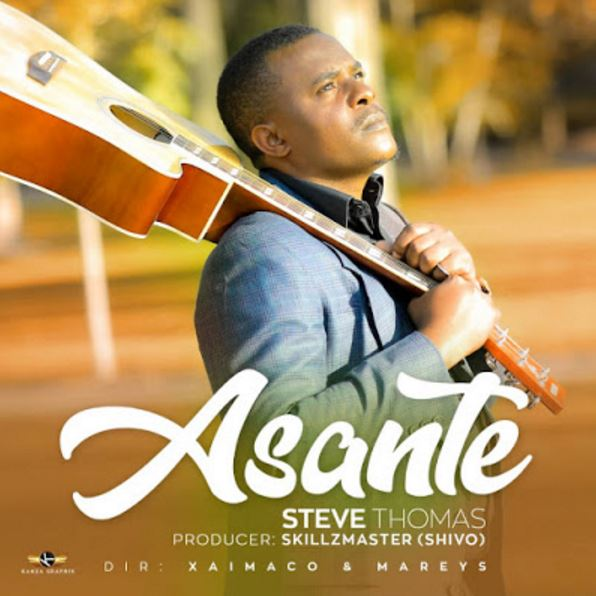 Photo of New AUDIO: Steve Thomas – ASANTE | Download