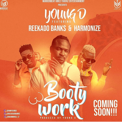 Photo of New AUDIO | Young D ft Reekado Banks x Harmonize – Body Work