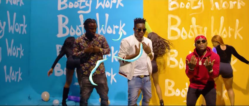Photo of New VIDEO: Young D ft Harmonize & Reekado Banks – Body Work