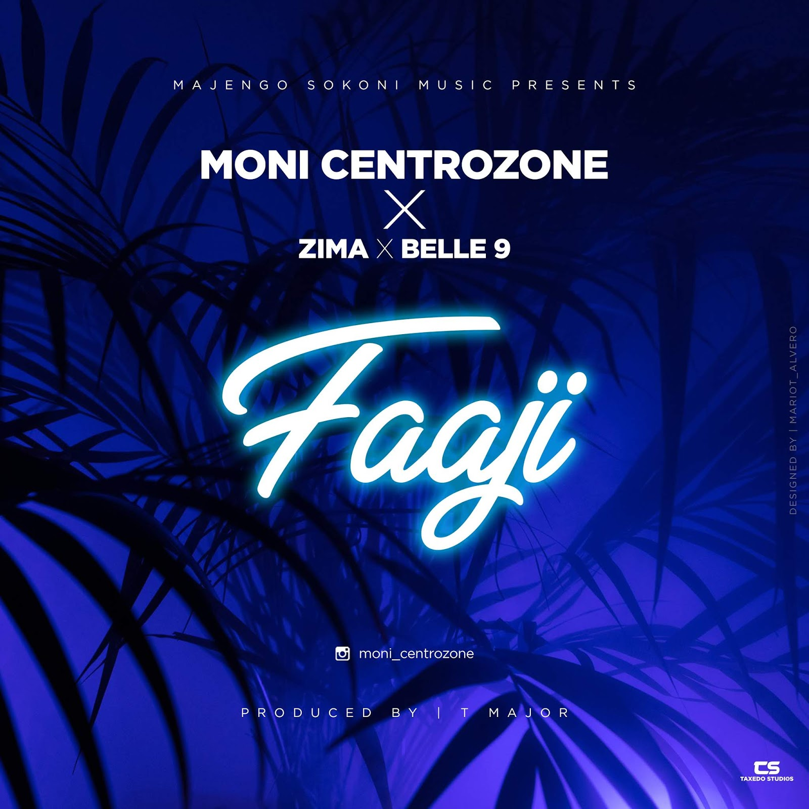 Photo of New AUDIO: Moni Centrozone ft Belle 9 & Zima – Faaji | Download