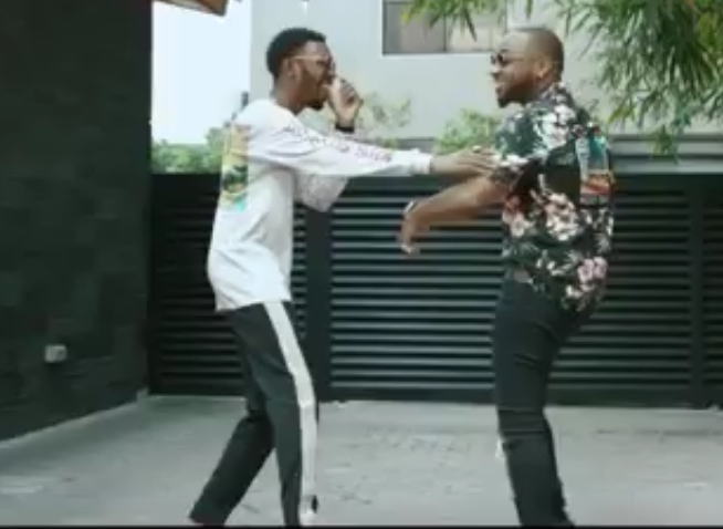 Photo of New VIDEO: Fresh L ft Davido – Firewood