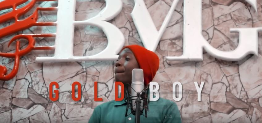 Photo of New VIDEO: Gold Boy – Hodari Cover