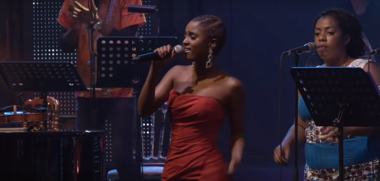 Photo of New VIDEO: Frederic Gassita ft Vanessa Mdee – Imara (Live Show)