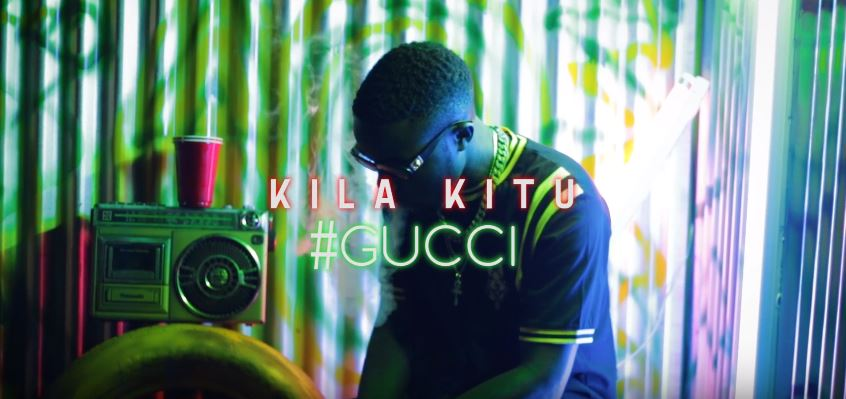 Photo of New VIDEO: KissKid – Kila Kitu Gucci