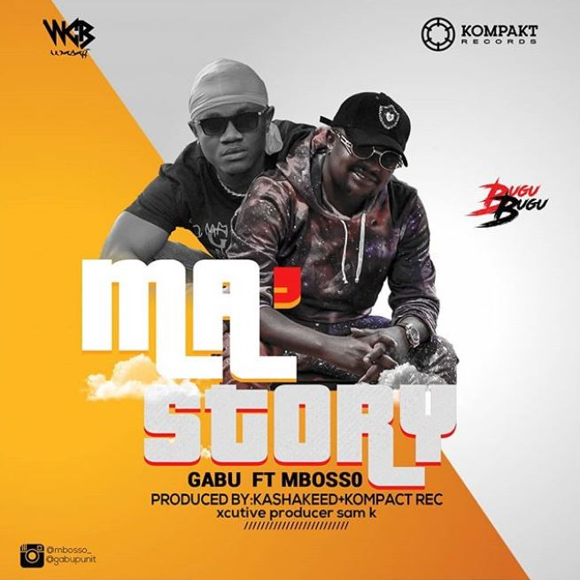 Photo of New AUDIO:  Gabu Ft Mbosso – Mastory | Download