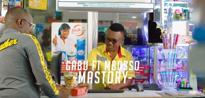 Photo of New VIDEO: Gabu Ft Mbosso – Mastory