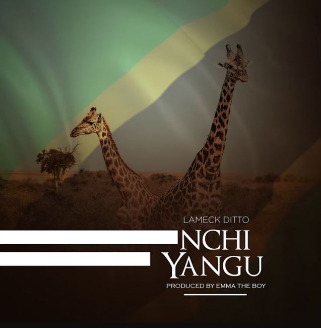 Photo of New AUDIO: Lameck Ditto – Nchi Yangu | Download