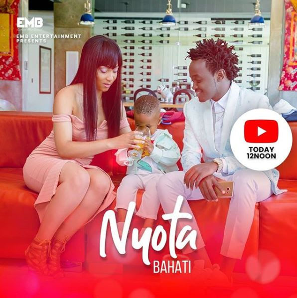 Photo of New AUDIO: Bahati – Nyota | Download
