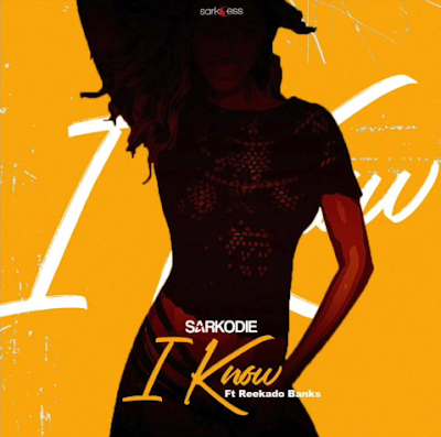 Photo of New AUDIO:  Sarkodie ft. Reekado Banks – I Know | DOWNLOAD