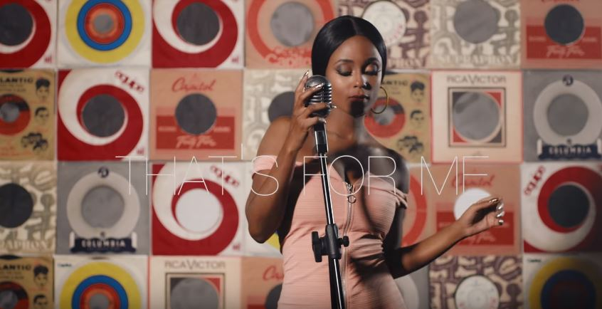 Photo of New VIDEO: Vanessa Mdee ft. Distruction Boyz, DJ Tira & Prince Bulo – That's For Me