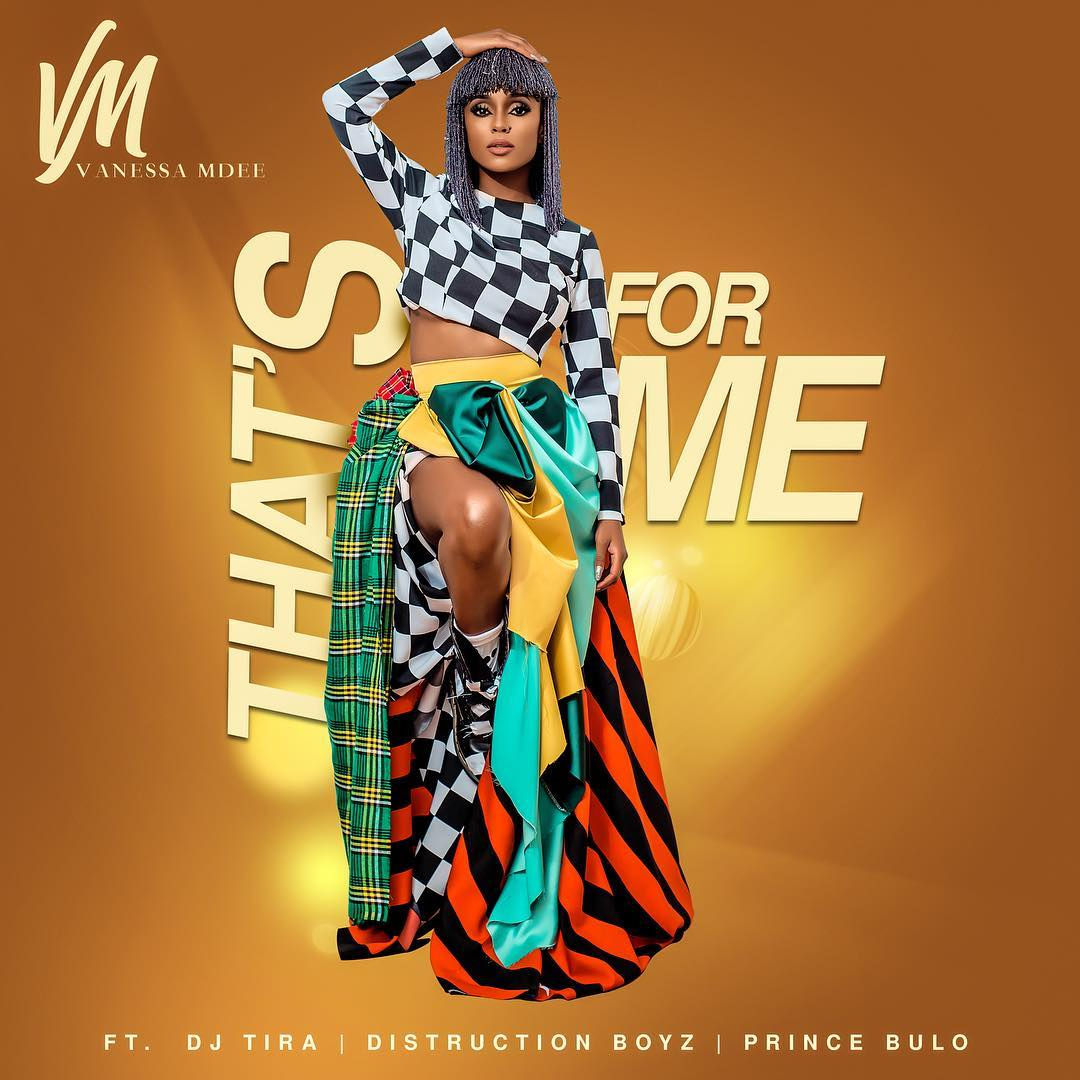 Photo of New AUDIO | Vanessa Mdee – Thats For Me | DOWNLOAD
