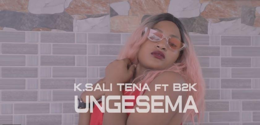 Photo of New VIDEO: K Sali Tena ft. B2K – Ungesema