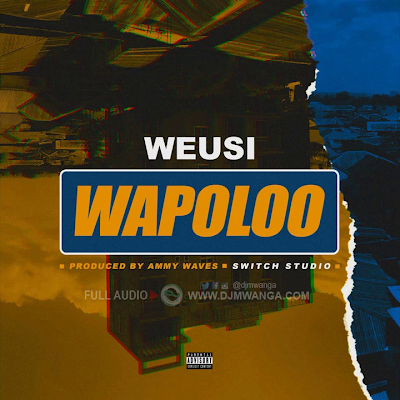 Photo of New AUDIO | WEUSI – Wapoloo | DOWNLOAD
