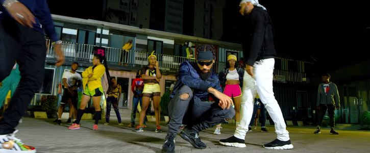 Photo of New VIDEO: Deejay J Masta Ft Phyno & Flavour – Ani