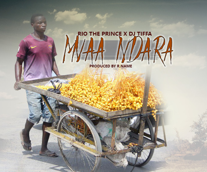 Photo of New AUDIO: Rio The Prince Ft Dj Tiffa – Mvaa Ndara | Download