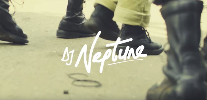 Photo of New VIDEO: DJ Neptune Ft MI Abaga , Jesse Jagz – Blood And Fire