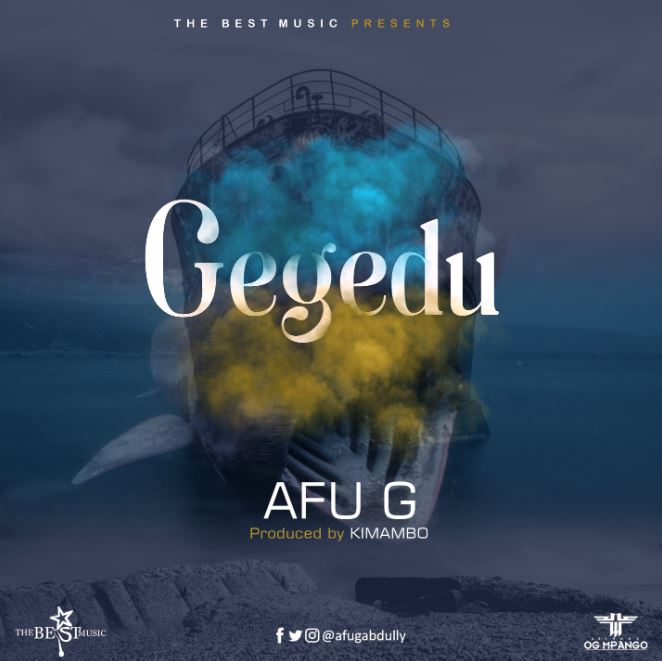 Photo of New AUDIO: Afu G – Gegedu | Download