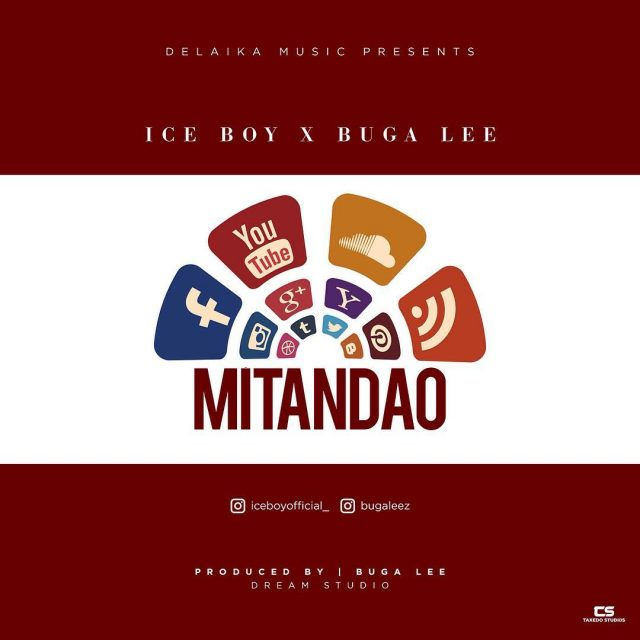 Photo of New AUDIO: Ice Boy ft Bugalee – Mitandao | Download