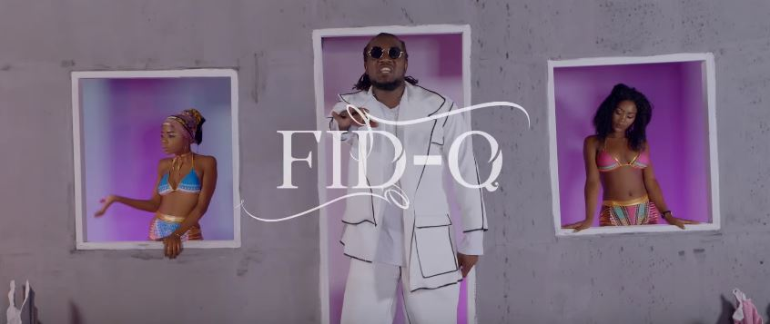 Photo of New VIDEO: Fid Q ft Isha Mashauzi,Rich Mavoko & Big Jahman – BAM BAM