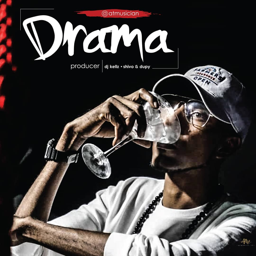 Photo of New AUDIO: AT – Drama | DOWNLOAD