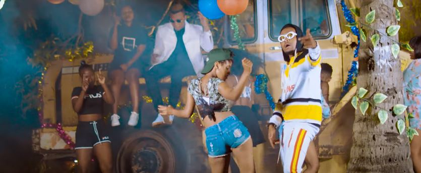 Photo of New VIDEO: Moni Centrozone ft Belle 9 & Zima – FAAJI