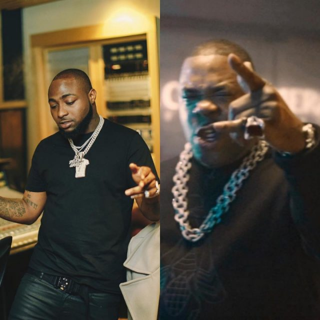 Photo of New AUDIO: Davido ft Busta Rhymes & Prayah – Fall Remix