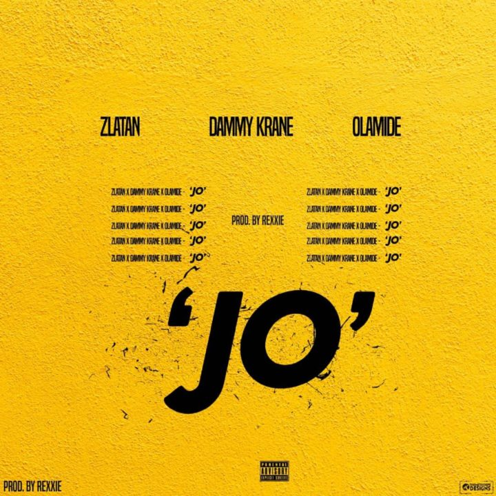 Photo of New AUDIO: Dammy Krane ft Zlatan & Olamide – Jo
