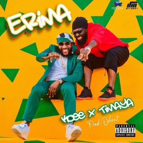 Photo of New AUDIO: Kcee Ft Timaya – Erima