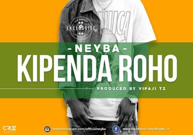 Photo of New AUDIO: Neyba – Kipenda Roho | Download