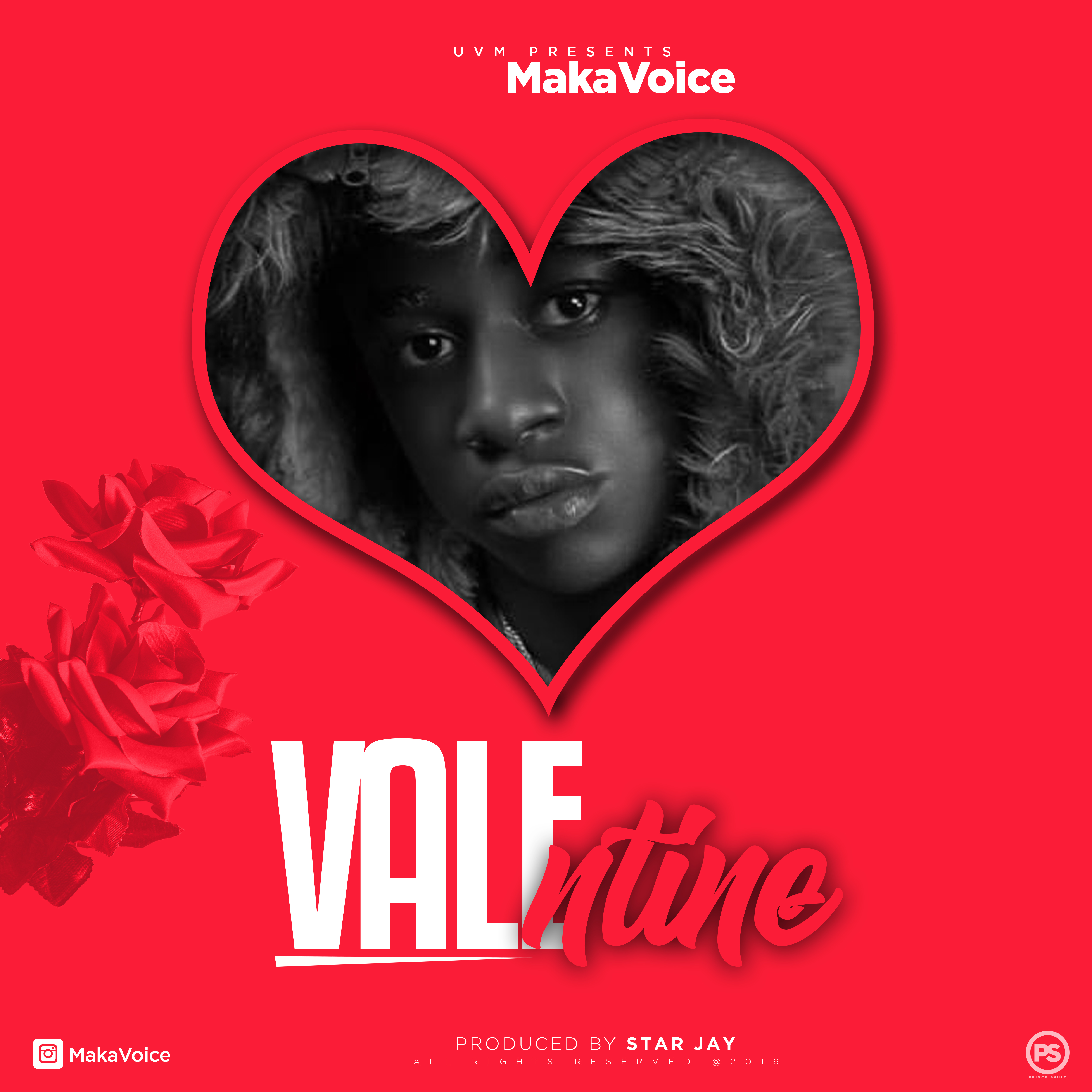 Photo of New AUDIO: Maka Voice – Valentine | DOWNLOAD