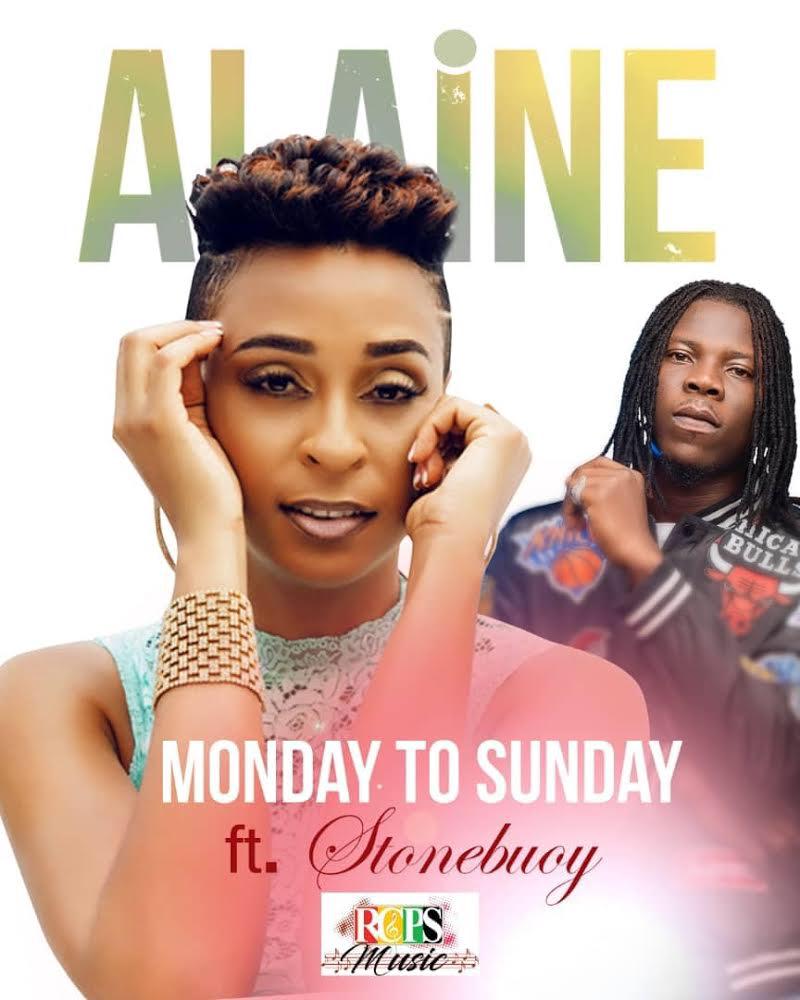 Photo of New AUDIO:  Alaine Ft Stonebwoy – Monday to Sunday | DOWNLOAD