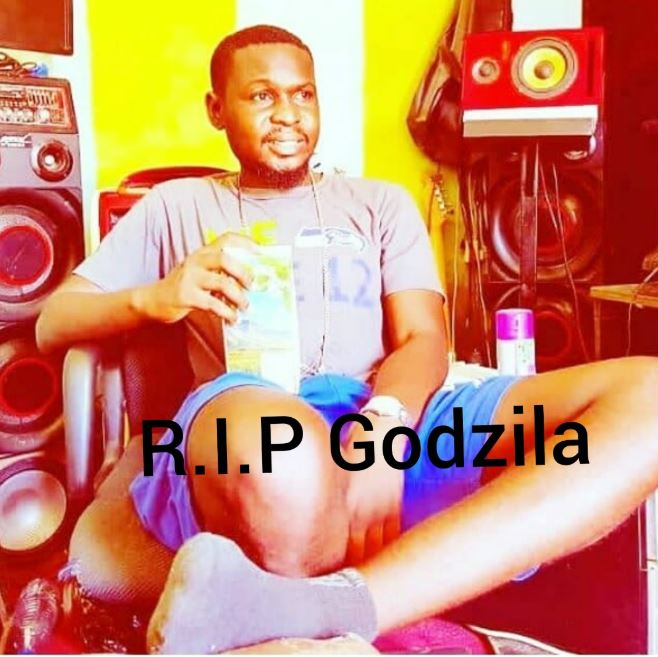 Photo of New AUDIO: R.Name – R .i p Godzilla | Download
