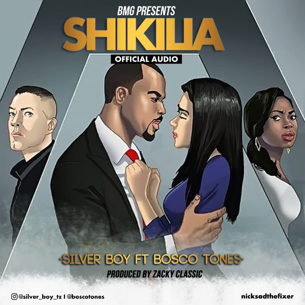Photo of New AUDIO | Silver Boy ft Bosco Tones – Shikilia | DOWNLOAD