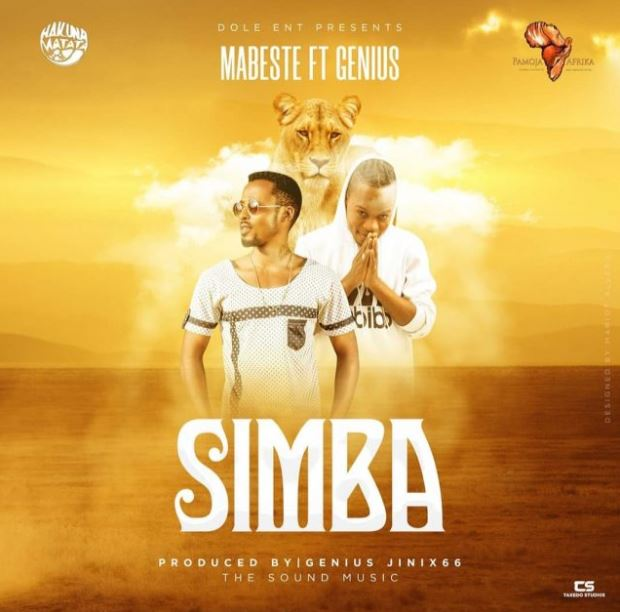 Photo of New AUDIO: Mabeste Ft. Genius – Simba | Download