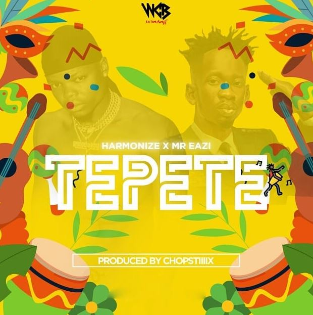 Photo of New AUDIO: Harmonize Ft Mr Eazi – Tepete | Download