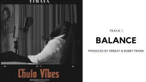 Photo of New AUDIO: Timaya – Balance
