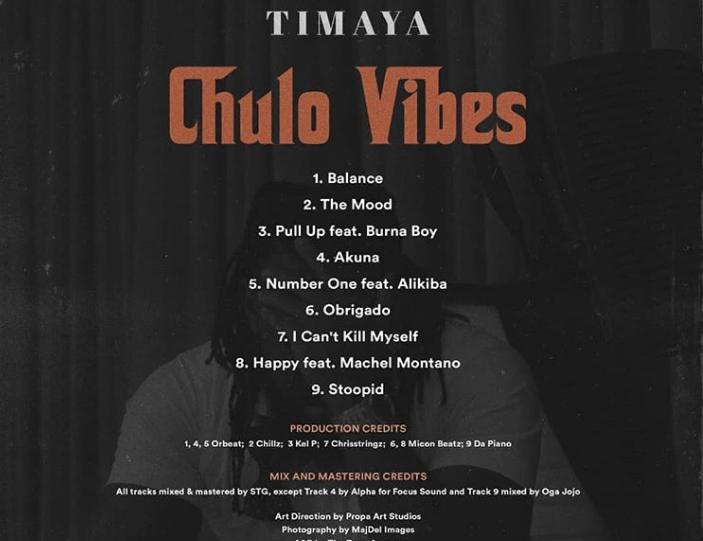 Photo of New AUDIO: Timaya Ft. Burna Boy – Pull Up