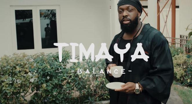 Photo of New VIDEO: Timaya – Balance