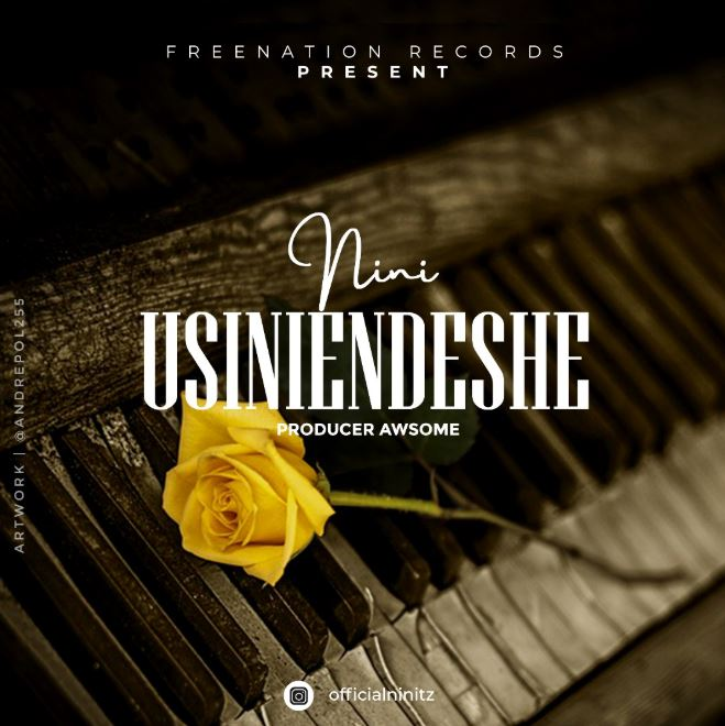 Photo of New AUDIO: Nini – Usiniendeshe | Download