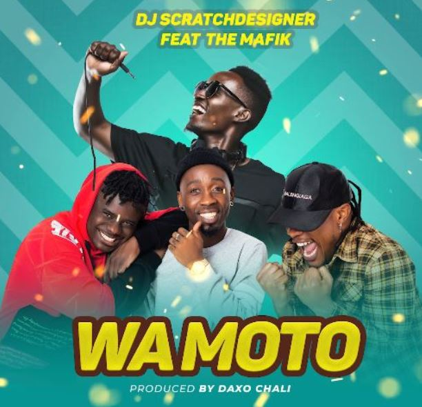 Photo of New AUDIO: Dj Scratch Designer ft The Mafik – Wamoto | Download