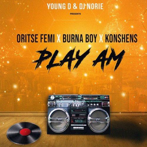 Photo of New AUDIO: Young D & DJ Norie ft. Oritse Femi x Burna Boy x Konshens – Play Am