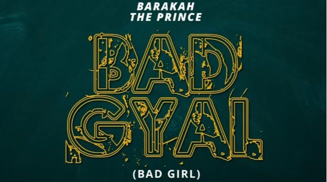 Photo of New AUDIO: Barakah The Prince – BAD GYAL( GIRL) | Download