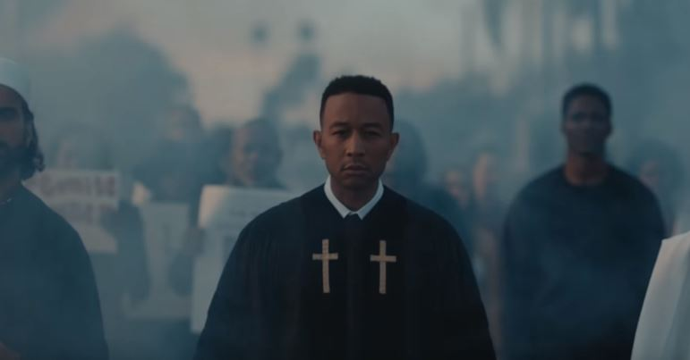 Photo of New VIEO: John Legend – Preach