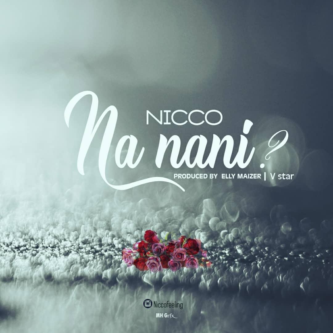 Photo of New AUDIO: Nicco – na nani   DOWNLOAD