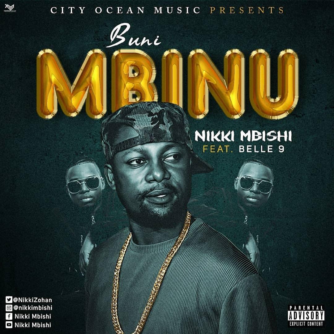Photo of New AUDIO:  Nikki Mbishi ft Belle 9 – Buni Mbinu | DOWNLOAD