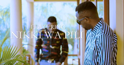 Photo of New VIDEO: Moni Centrozone FT Nikki wa Pili – Chuchu Dede